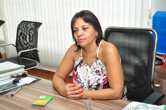Solange Bellini Tininho Jr O Diario Barretos