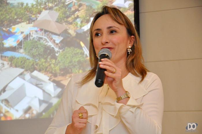 Diretora Maria Rita, da RCI, fala sobre as vantagens das férias compartilhadas
