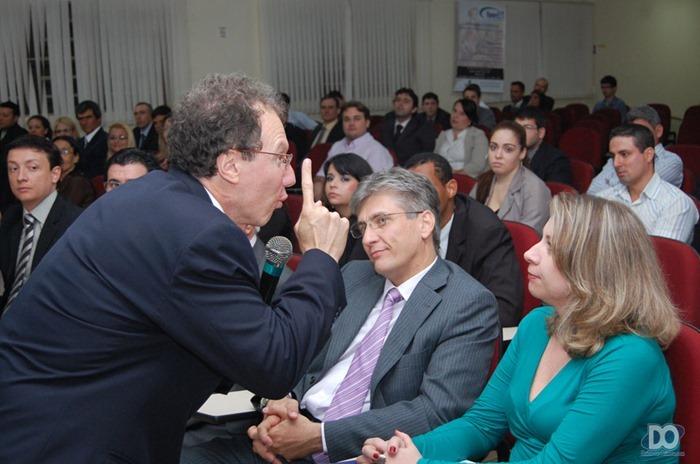 Costa Machado participou de Semana Jurídica da FAER em 2013 / Fotos Leonardo Concon