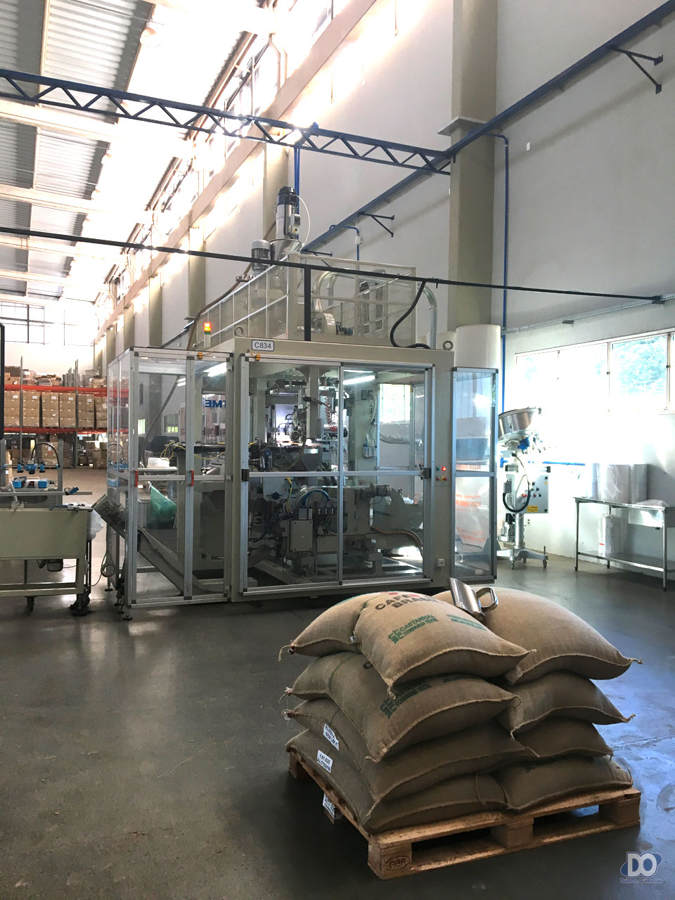 Unidade Industrial Kaffa Brasil