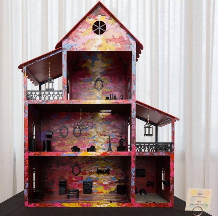 d8fb1d26d Exposição Casas em Miniaturas chega ao Iguatemi Rio Preto