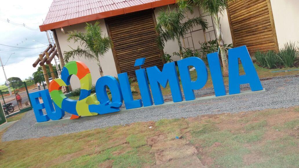 Open Mall Olímpia