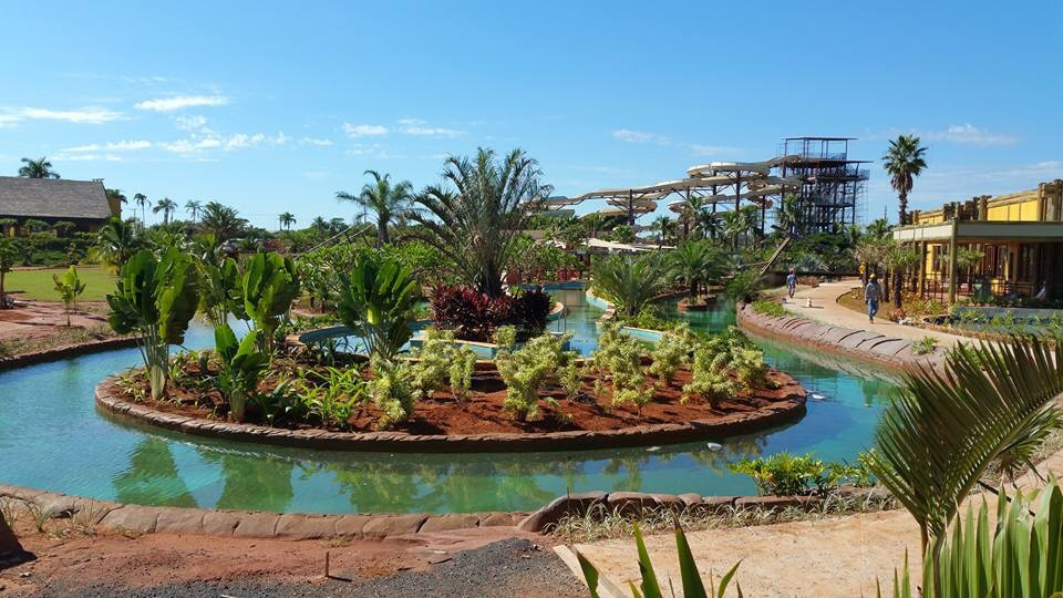 O segundo parque aqu tico de ol mpia hot beach inaugura for Piscina olimpia sabadell fotos